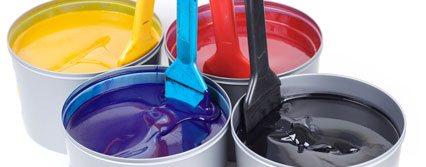 Tintas y Procesos De Impresión
